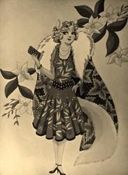Mitzi May-Vintage Color