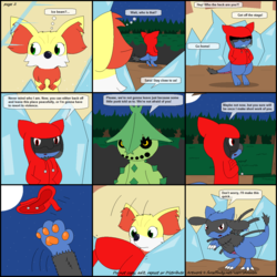 The Fennec and the Hybrid - page 2