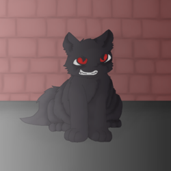 Spooky is cranky