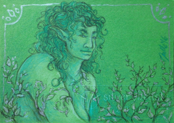 Nymph | ACEO
