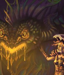 The Dragon Tamer::Personal