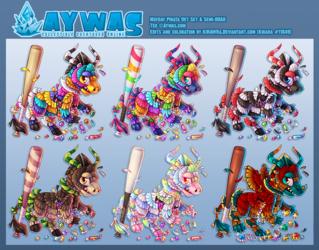Aywas: Mayday Pinata Oet