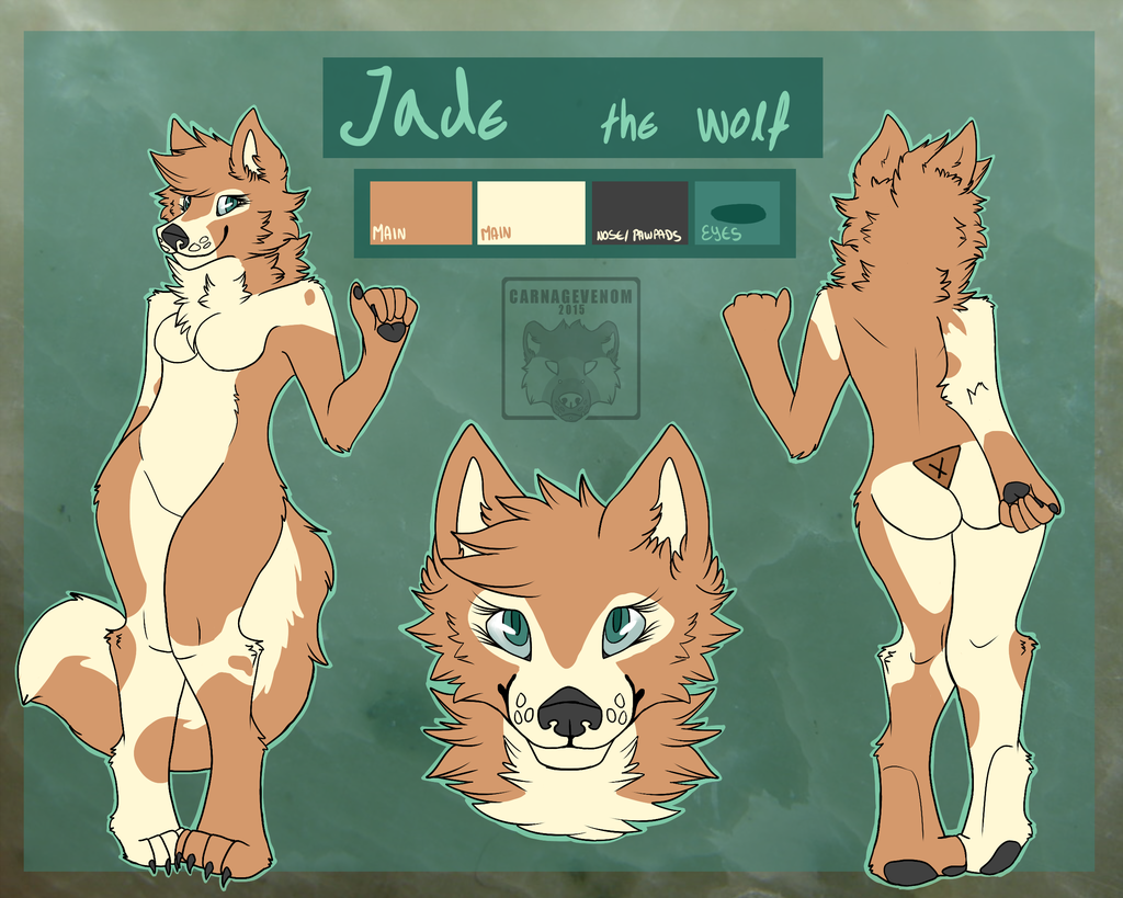 Reference Sheet Jade
