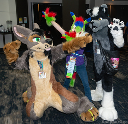 The Babscon Mod Squad