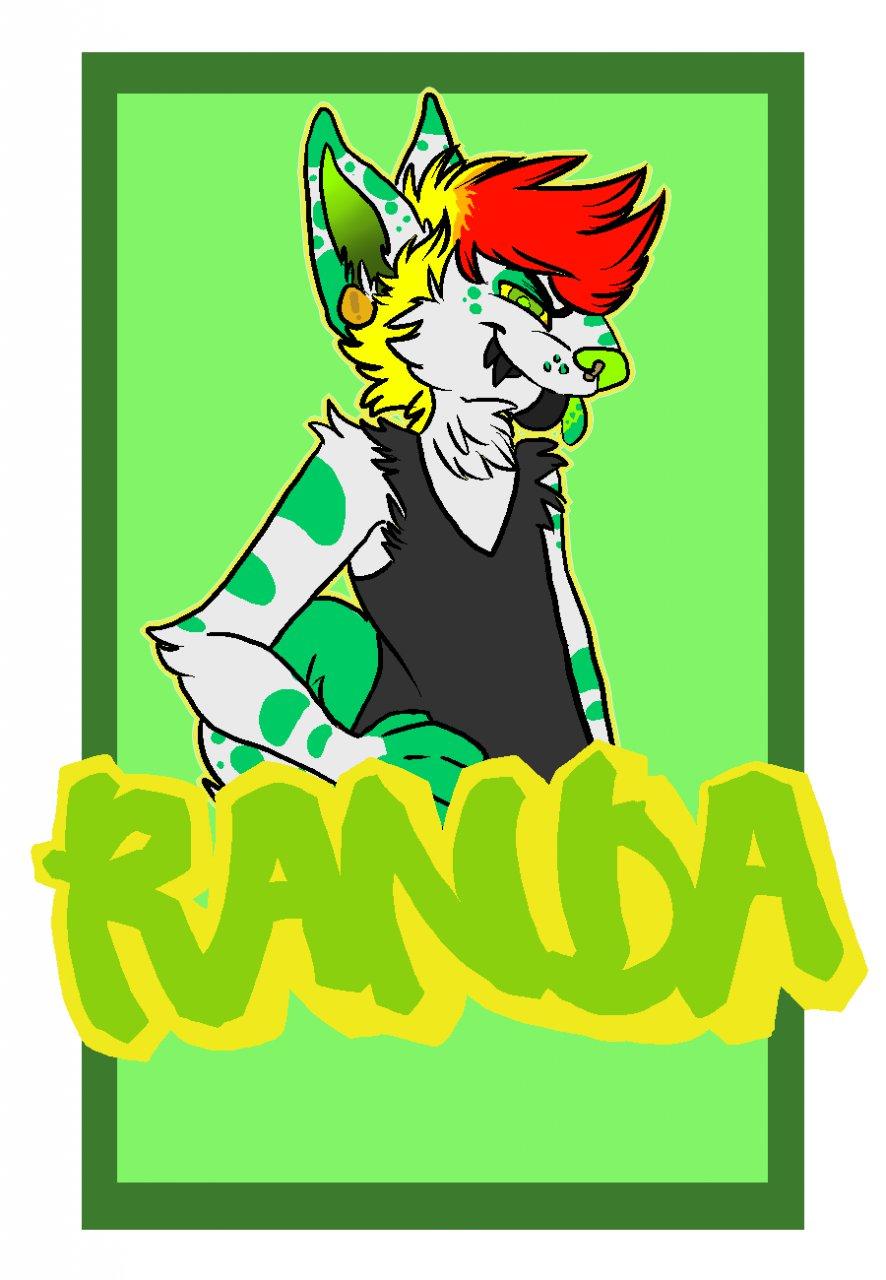 Randa Gift Art by Quidd