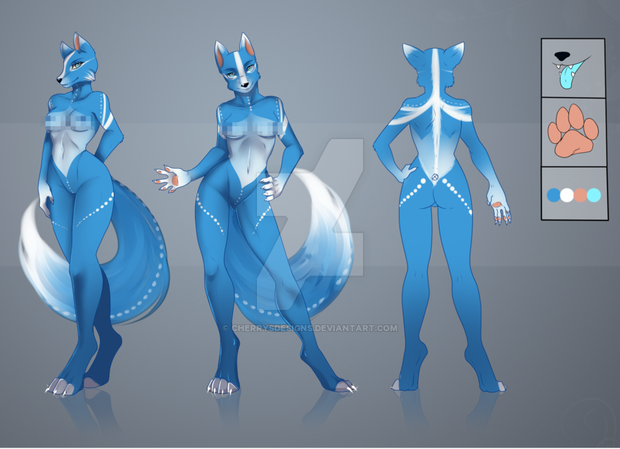 (OPEN) Auction Adopt - Furry 1