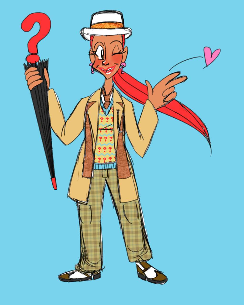 Most recent image: Mth Doctor in 7ths Clothes
