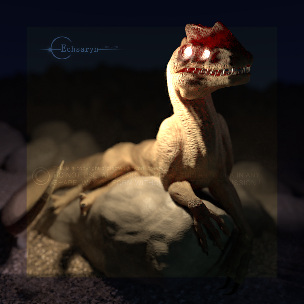 Most recent image: Echsaryn - 3D - Fantasy - Creature
