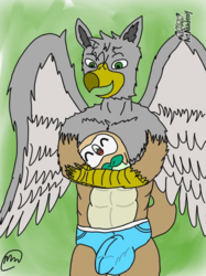 A Bird and His Bird (and other words starting with B)