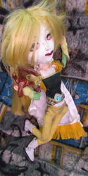 OoAK Celes Chere doll 04