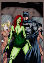 Batman and the Sirens