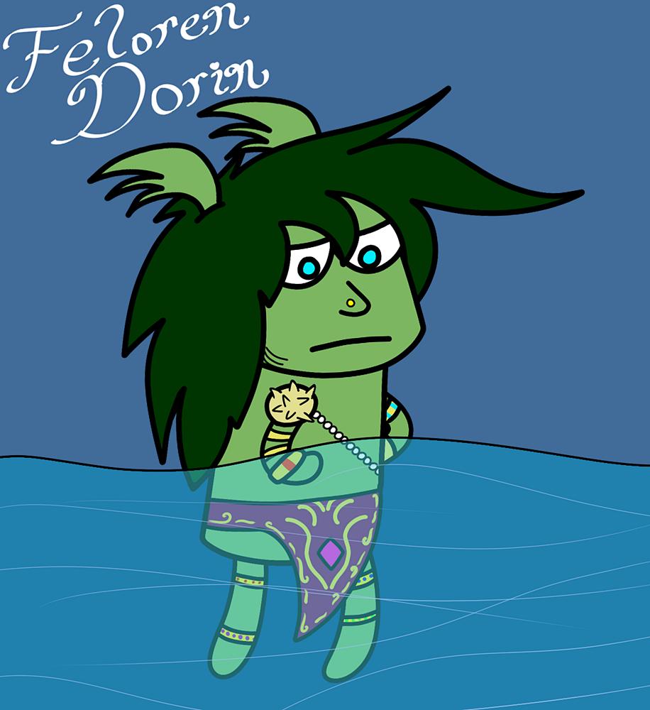 D&D: Feloren Dorin