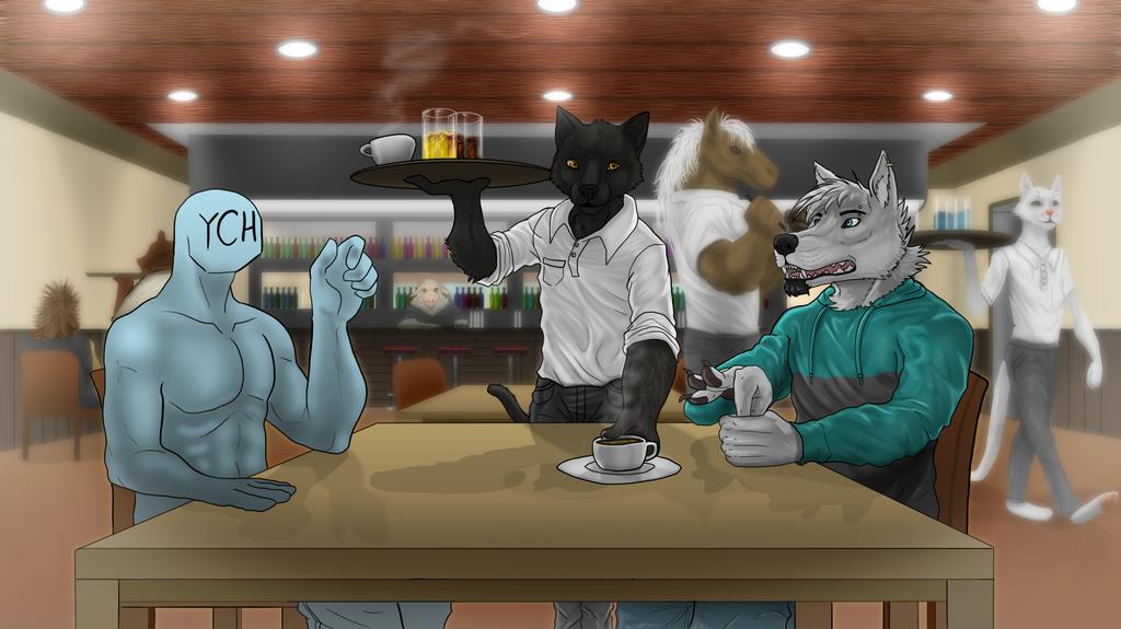 Drinks with Wakewolf contest