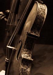 "Antonio Stradivari ""Ole Bull"" Violin"