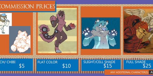 Commissions Open (updated prices)