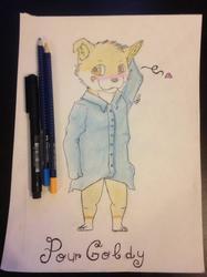Cub goldy :3