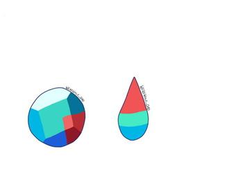 Bluebird's gemstones
