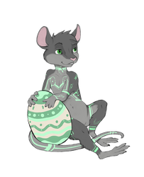 Easter Egg (by DekabristMouse)