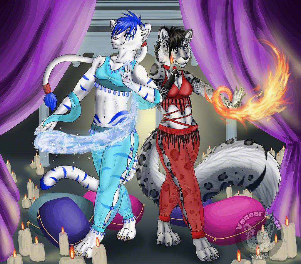 Elemental Dancers