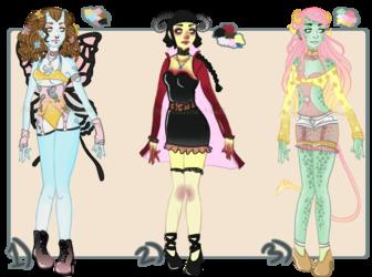 Monster Girl Adopts 2 [OPEN]