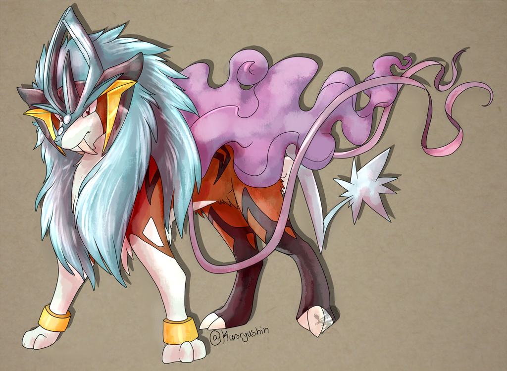 Most recent image: Sacred Beast Fusion
