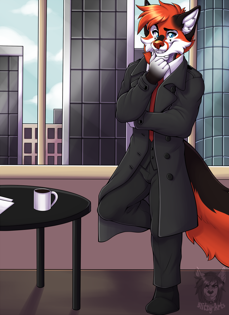 Commission: At The Office