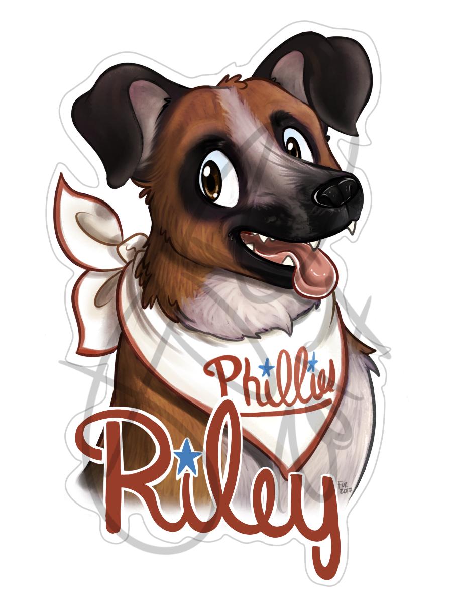 .:Badge:. Riley