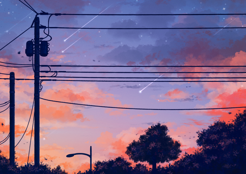 Most recent image: Power Lines #1