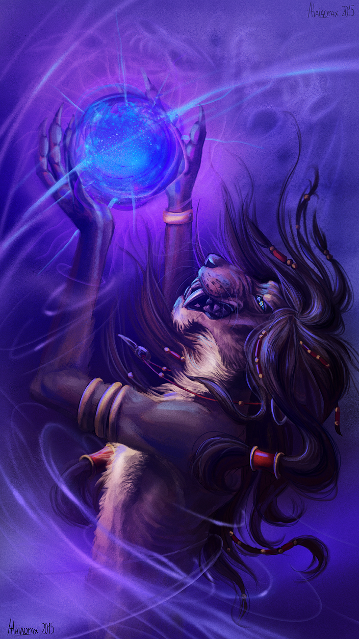 Most recent image: Orb of Torment