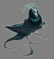 Starling Dragon Spirit