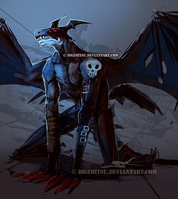 Digimon: Devidramon