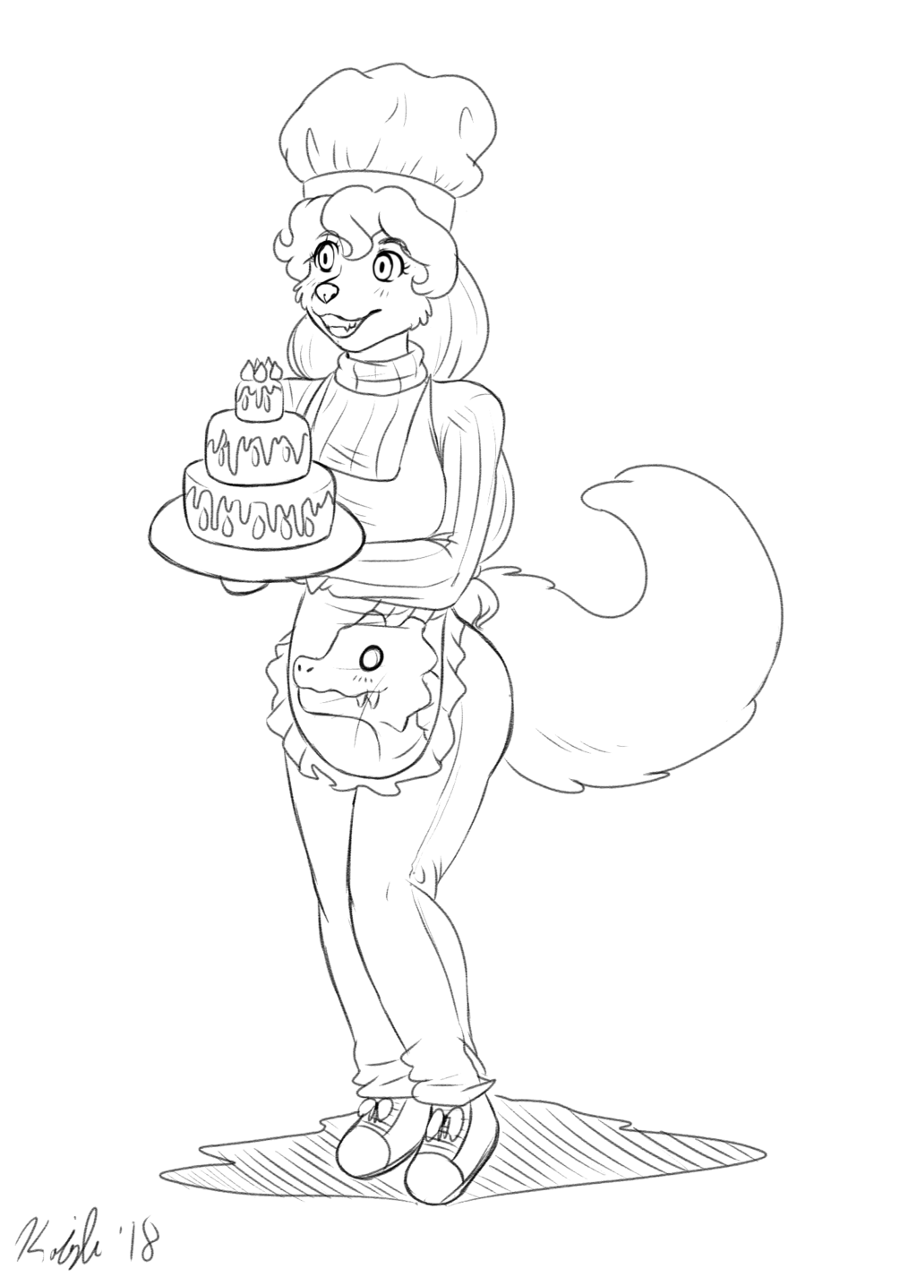 I Baked you a Cake! COMM