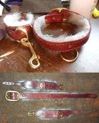 Collar and Cuff set