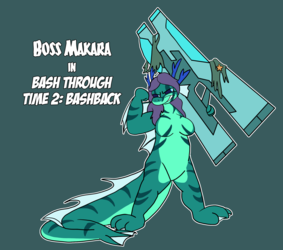 Project Mascot: Boss Makara