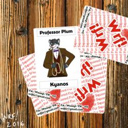 Fur Squared 2016 Badge: Kyanos