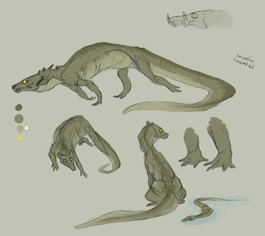 Crocodude
