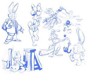 Stream doodles - 10.01 1/2