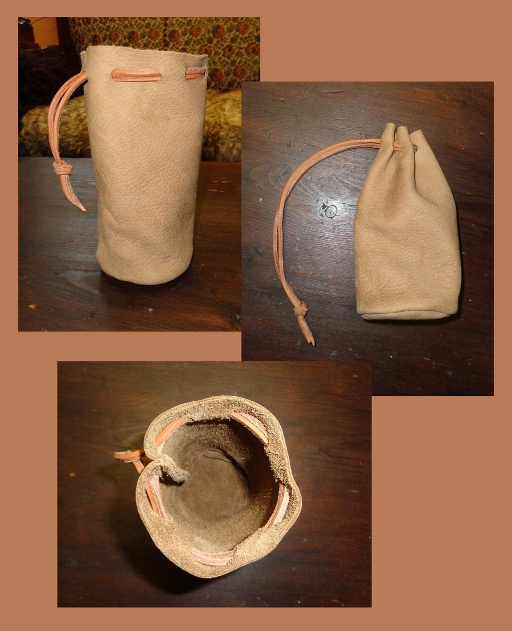 Medieval money bag for Microfan (V2)