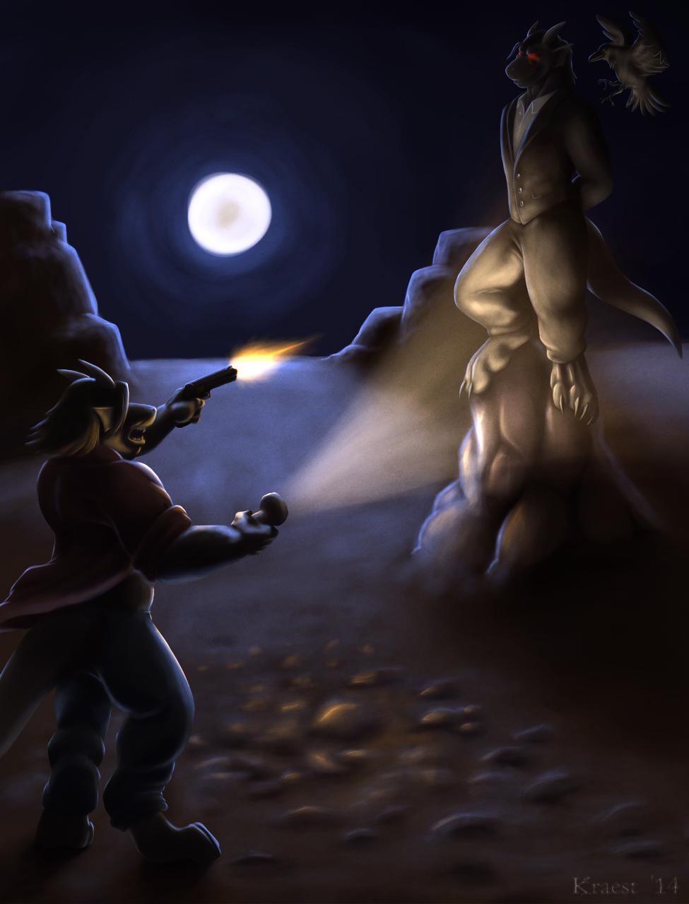 Battling The Darkness