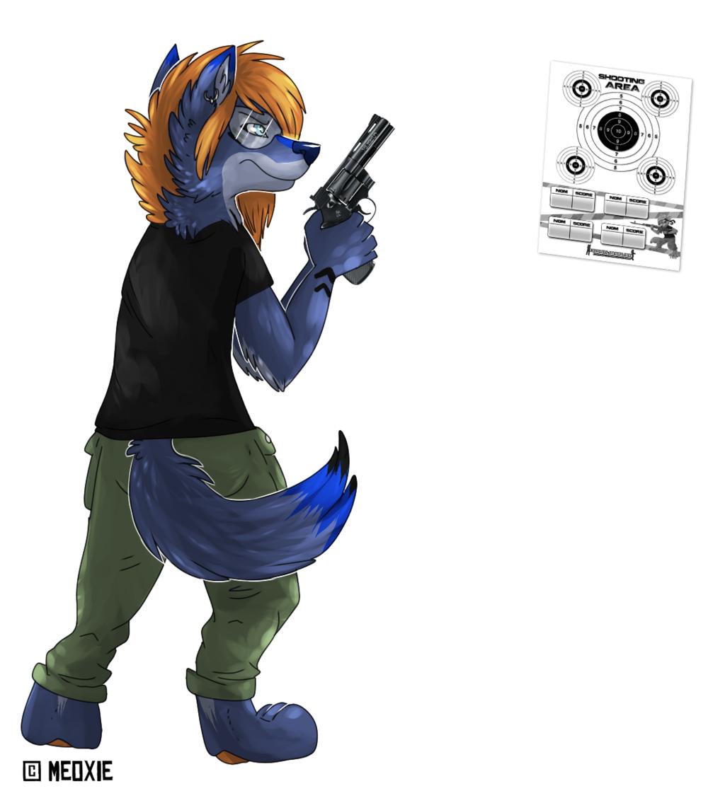 .: Let's airgun ! [Lilifolies-Airsoft]