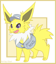 Jolteon the Messenger