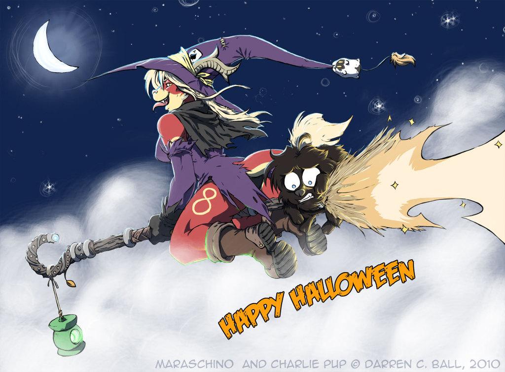 Witchey Maraschino