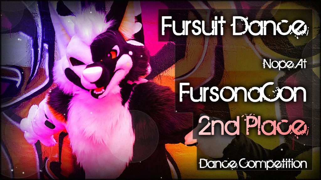 Fursuit Dance / Nope / Fursonacon Dance Comp //