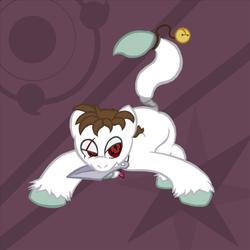 Rinji - Sharingan Ninja Pony