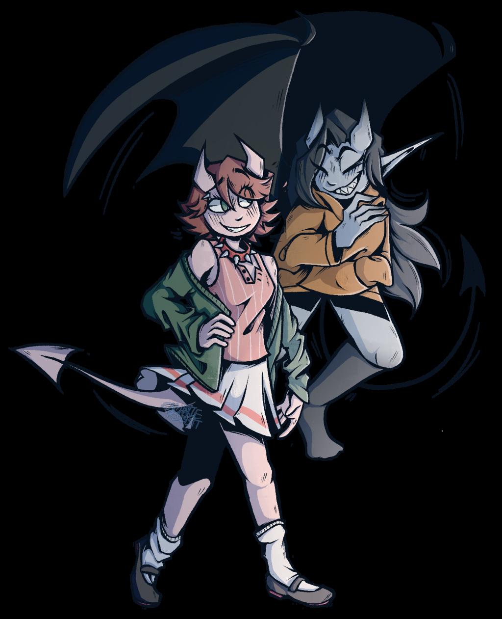 Commission   WeirdoZen