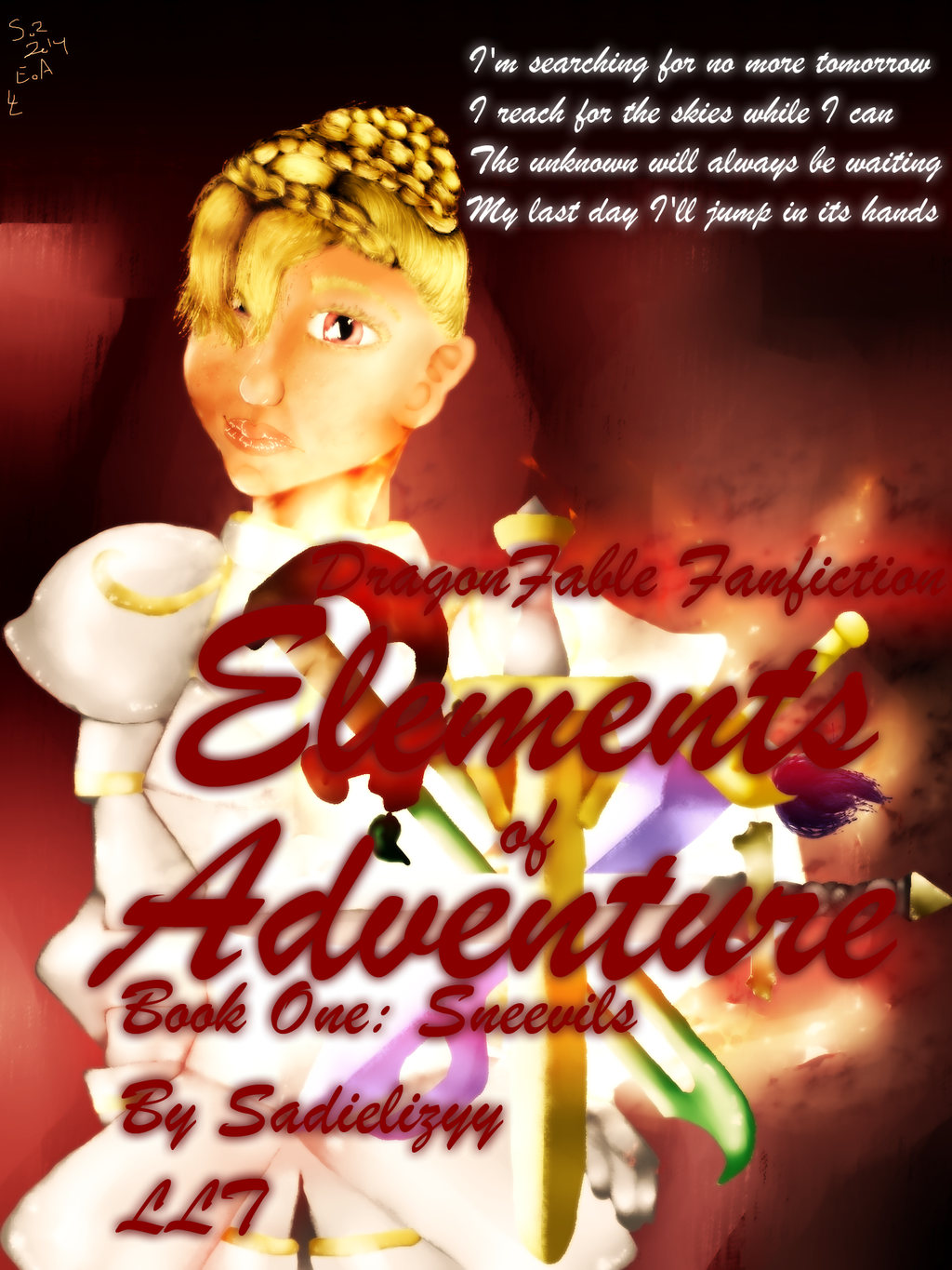 Elements of Adventure: Part one