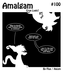 Amalgam #100