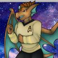 I wish I were a starship captain (by nut-case)