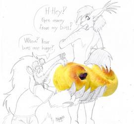 Saffron's buns