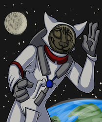 Space coon done by fatalsyndrome